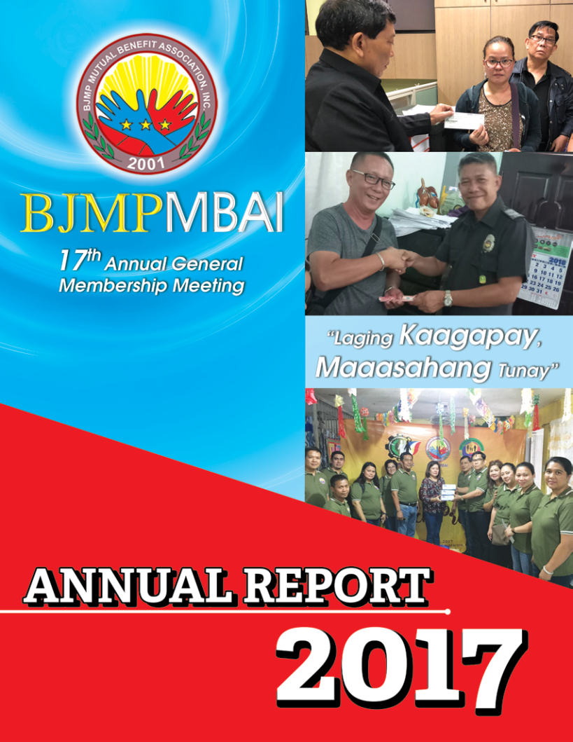 BJMPMBAI Annual Report 2017